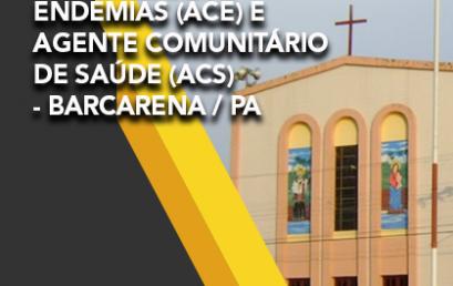 Anunciado o extrato do edital do Processo Seletivo da Prefeitura de Barcarena