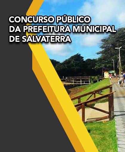 Concurso Público da Prefeitura Municipal de Salvaterra / PA