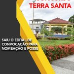 Edital de Convocação para nomeação e posse