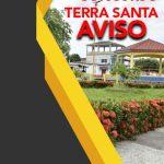 Concurso de Terra Santa, Edital de Convocação nº 001-2021